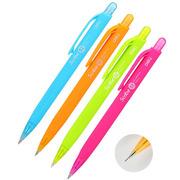 """Механический трехгранный карандаш 0.5мм """"Scribe"""" с ластиком"""