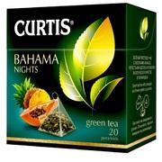 Чай CURTIS Bahama Nights (зеленый фруктовый)