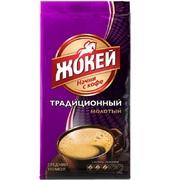 """Кофе молотый """"Жокей"""" Традиционный"""