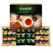 Чайный набор Greenfield Tea Collection
