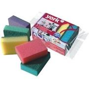 Губка для мытья посуды (5шт) York Maxi