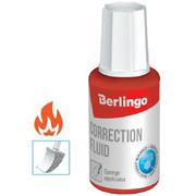 Корректирующая жидкость на химической основе Berlingo