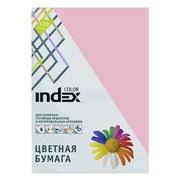 Бумага цветная Index Color Pastel (5х50 250л)