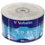 Диск CD-R в полиэтиленовой упаковке