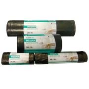 Пакеты для мусора Cleanton повышенной плотности