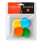 Магниты для магнитно-маркерной доски 4шт