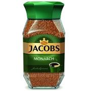 Кофе Jacobs Monarch растворимый  сублимированный