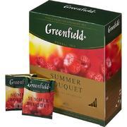 Чай Гринфилд Summer Bouquet (красный)