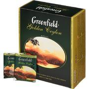 Чай Гринфилд Golden Ceylon (черный)