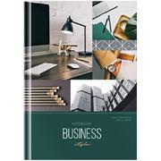 "Бизнес-блокнот А5 80л в твердой обложке ""Офис. Stylish workplace"""