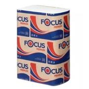 Бумажные полотенца V сложения Focus Premium