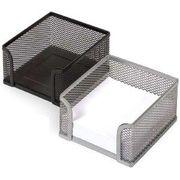 Бокс для бумажного блока 95х95х50мм (металл)