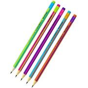 """Простой карандаш HB с ластиком """"Fuze"""""""