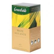 Чай Гринфилд Mate Aguante (травяной)
