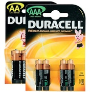 "Батарейки ""Duracell"" алкалиновые"
