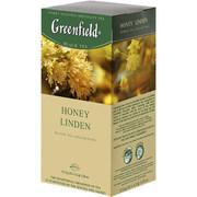 Чай Гринфилд Honey Linden (черный)