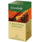 Чай Гринфилд Christmas Mystery (черный)