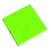 Бумага с липким краем NEON зеленый (76х76; 100л)