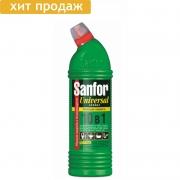 Средство чистящее для сантехники универсальное Sanfor