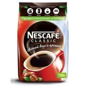 Кофе NESCAFE Classic растворимый гранулированный