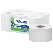 Бумага туалетная однослойная Focus для диспенсеров