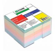 Цветной блок в подставке (80х80; 500л)