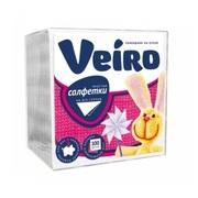 "Салфетки бумажные ""Veiro"""